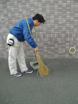 マンション清掃業者