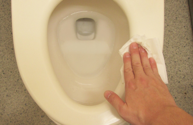 トイレ掃除 風水