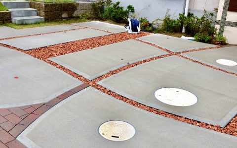 エクステリア 風水|静岡のエクステリア掃除は有限会社ワイアール