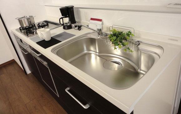 台所お掃除