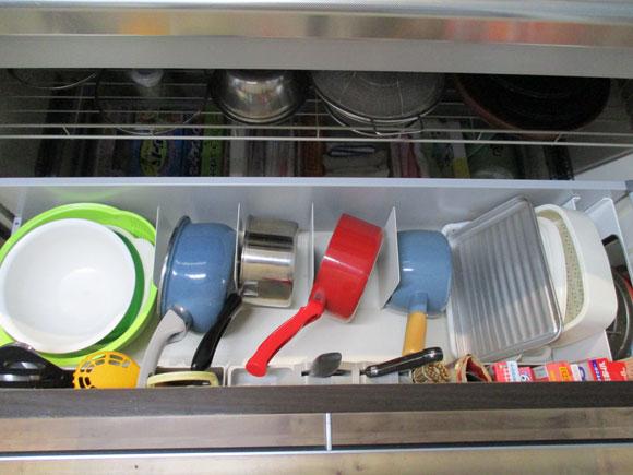 キッチン 整理整頓